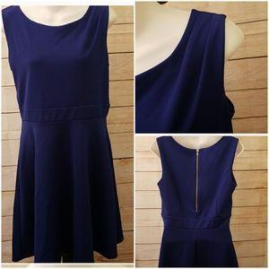 NWOT Valerie Bertinelli sleeveless flare dress 6